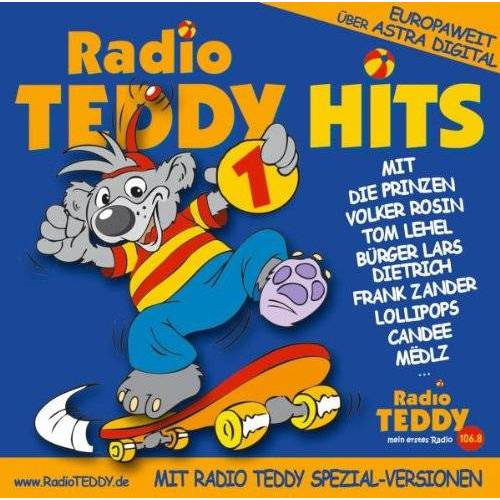 Various - Radio Teddy Hits - Preis vom 05.09.2020 04:49:05 h