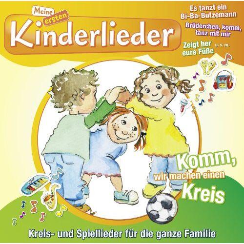 Kinderliederbande - Meine Ersten Kinderlieder-Komm,Wir Machen Einen - Preis vom 20.10.2020 04:55:35 h