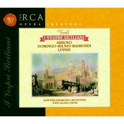 Various - Die Sizilianische Vesper - Preis vom 15.04.2021 04:51:42 h