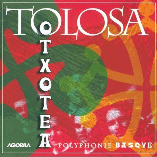 Tolosa Otxotea - Polyphonie Basque - Preis vom 21.10.2020 04:49:09 h
