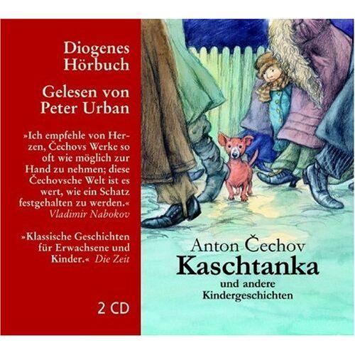 Anton Tschechow - Kaschtanka. 2 CDs: Und andere Kindergeschichten - Preis vom 06.03.2021 05:55:44 h