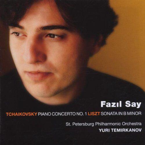 Fazil Say - Klavierkon.1/Klavierson.H-Moll - Preis vom 20.10.2020 04:55:35 h