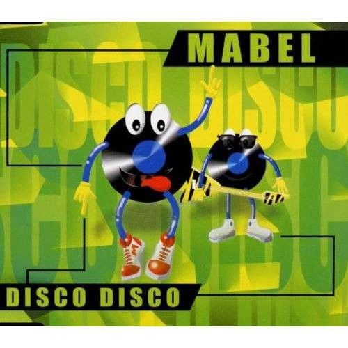 Mabel - Disco Disco - Preis vom 06.03.2021 05:55:44 h