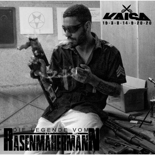Kaisa - Die Legende Vom Rasenmähermann (Mähdrescher Edition) - Preis vom 22.01.2021 05:57:24 h