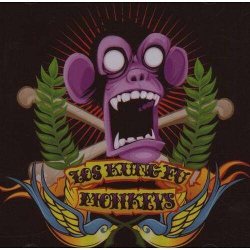 Los Kung Fu Monkeys - Los Kung-Fu Monkeys - Preis vom 19.01.2021 06:03:31 h