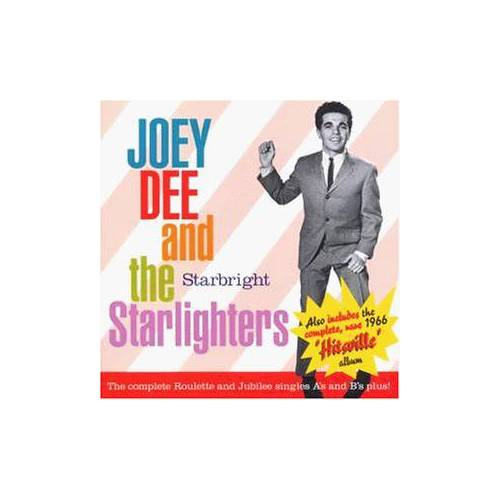 Joey Dee & The Starliters - Starbright (The complete Roulette and Jubilee Singles A's and B's) - Preis vom 21.10.2020 04:49:09 h