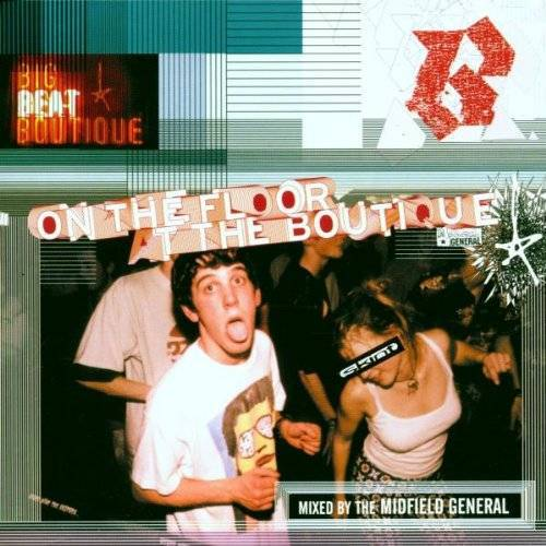 Midfield General - On the Floor at the Boutique - Preis vom 21.10.2020 04:49:09 h