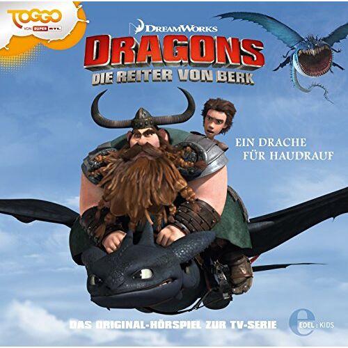 Dragons-die Reiter Von Berk - Dragons - Die Reiter von Berk Ein Drache für Haudrauf, Folge 3 - Das Original-Hörspiel zur TV-Serie - Preis vom 05.09.2020 04:49:05 h