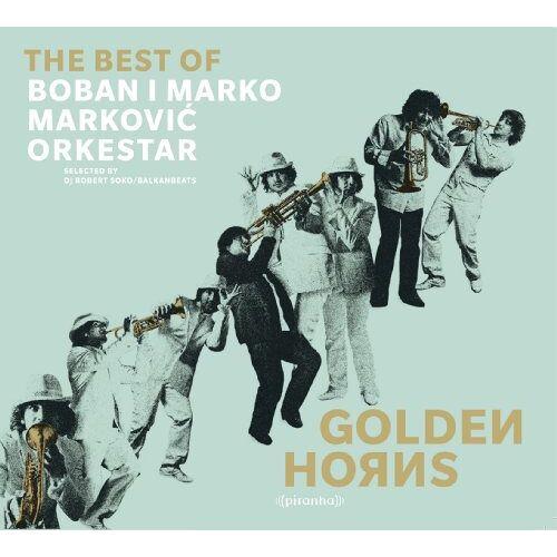 Boban I Marko Markovic Orkesta - Golden Horns-Best of Boban I Marko Markovic Orke - Preis vom 27.02.2021 06:04:24 h