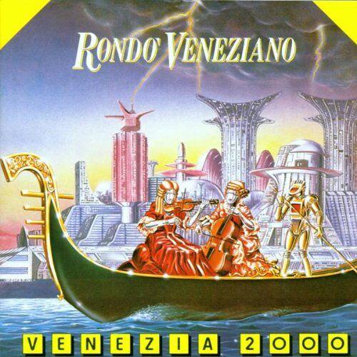 Rondo Veneziano - Venezia 2000 - Preis vom 14.04.2021 04:53:30 h