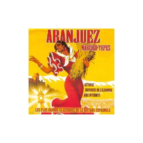 Narciso Yepes - Aranjuez - Preis vom 20.10.2020 04:55:35 h
