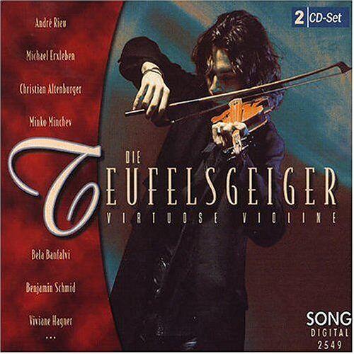 Various - Die Teufelsgeiger - Preis vom 23.01.2021 06:00:26 h