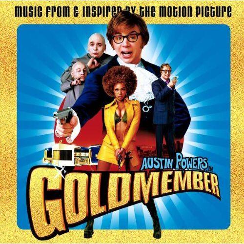 Ost - Austin Powers in Goldständer - Preis vom 17.04.2021 04:51:59 h