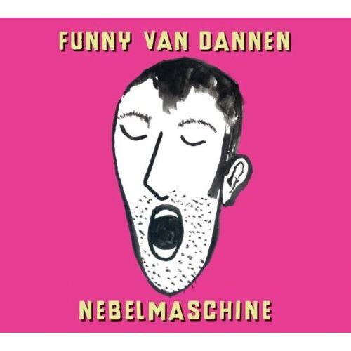 Dannen, Funny Van - Nebelmaschine - Preis vom 24.01.2021 06:07:55 h