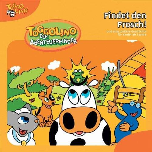 Toggolino der Abenteuerfinder - Findet Den Frosch! - Preis vom 07.05.2021 04:52:30 h
