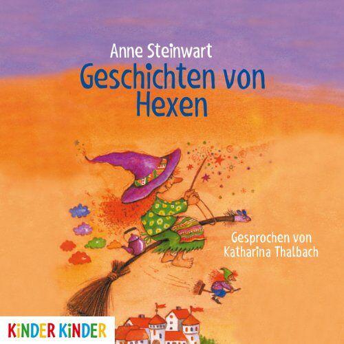 Katharina Thalbach - Geschichten Von Hexen - Preis vom 06.05.2021 04:54:26 h