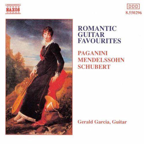 Gerald Garcia - Romantische Stücke für Gitarre - Preis vom 24.01.2021 06:07:55 h