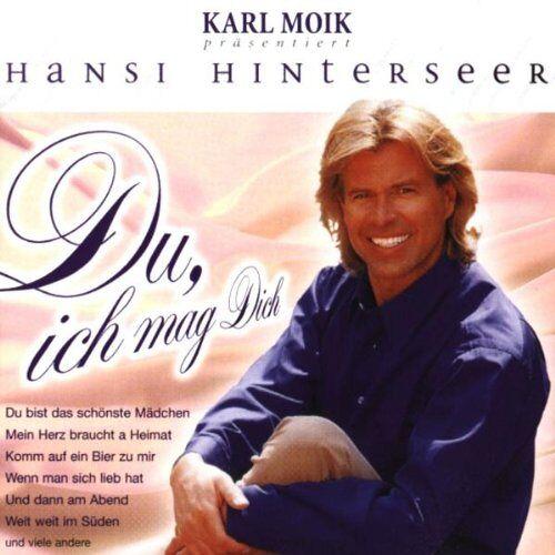 Hansi Hinterseer - Du Ich Mag Dich - Preis vom 20.10.2020 04:55:35 h