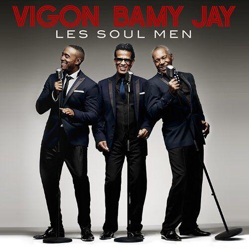 Vigon Bamy Jay - Les Soul Men - Preis vom 05.05.2021 04:54:13 h