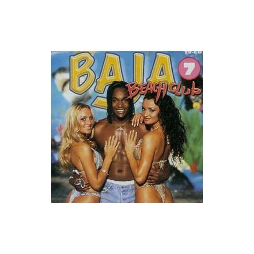 Baja Beach Club - Vol.7-Baja Beach Club - Preis vom 19.10.2020 04:51:53 h