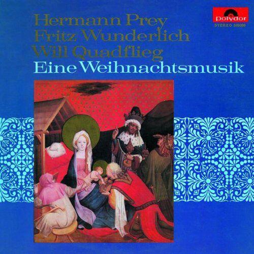 Fritz Wunderlich - Eine Weihnachtsmusik - Preis vom 15.04.2021 04:51:42 h