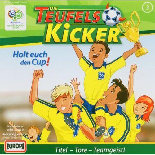 Teufelskicker - Die Teufelskicker - Folge 3 - Holt euch den Cup - Preis vom 05.09.2020 04:49:05 h