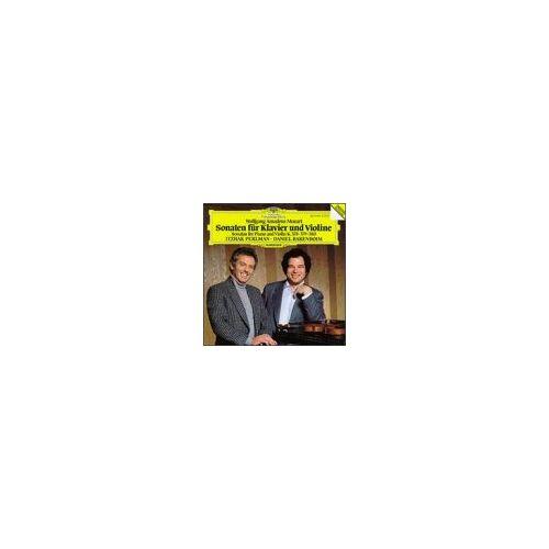 Mozart:Barenboim - Violinsonater K 378-380 - Preis vom 28.02.2021 06:03:40 h