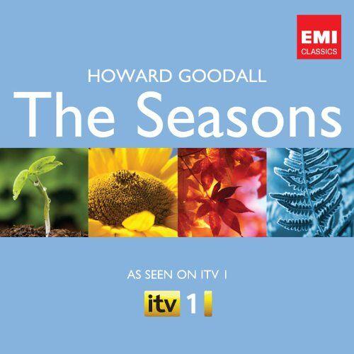 Howard Goodall - Howard Goodall:the Seasons - Preis vom 05.09.2020 04:49:05 h