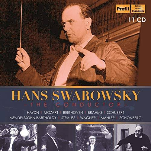 Hans Swarowsky - Hans Swarowsky-the Conductor - Preis vom 04.10.2020 04:46:22 h