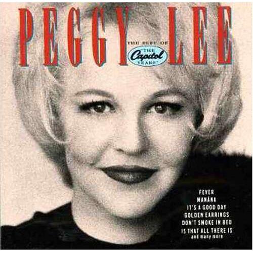 Peggy Lee - Best of Peggy Lee - Preis vom 14.05.2021 04:51:20 h