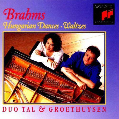 DUO 21 Ungarische Tänze - Preis vom 06.05.2021 04:54:26 h