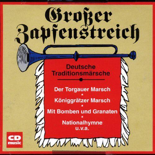 Various - Großer Zapfenstreich - Preis vom 25.01.2021 05:57:21 h