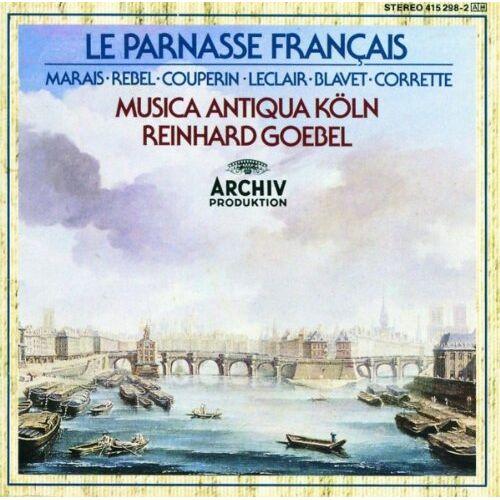 Mak - Le Parnasse Francais - Preis vom 15.04.2021 04:51:42 h