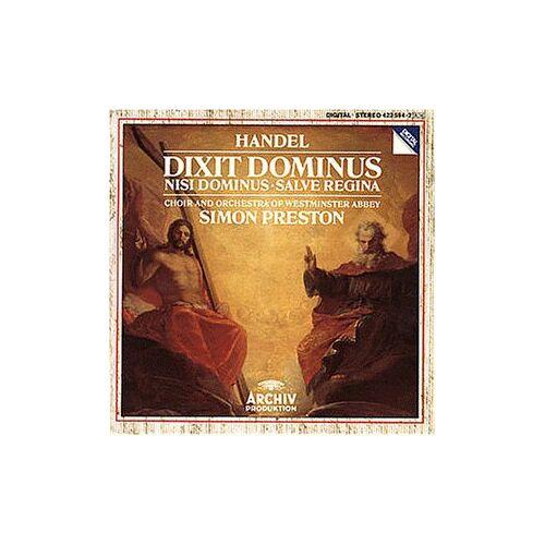 Auger - Dixit Dominus - Nisi Dominus - Salve Regina - Preis vom 05.09.2020 04:49:05 h