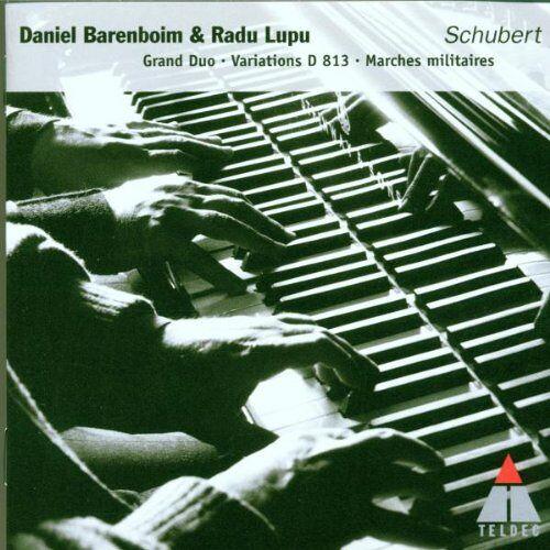 Barenboim - Schubert: Werke für Klavier Vierhändig - Preis vom 21.10.2020 04:49:09 h
