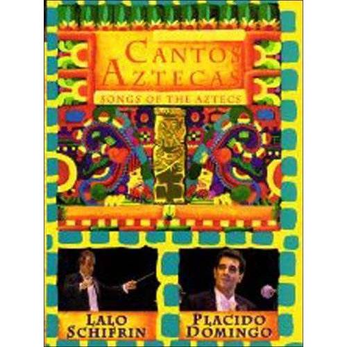 Lalo Schifrin - Cantons Aztecas-Songs of the Aztecs - Preis vom 21.01.2021 06:07:38 h
