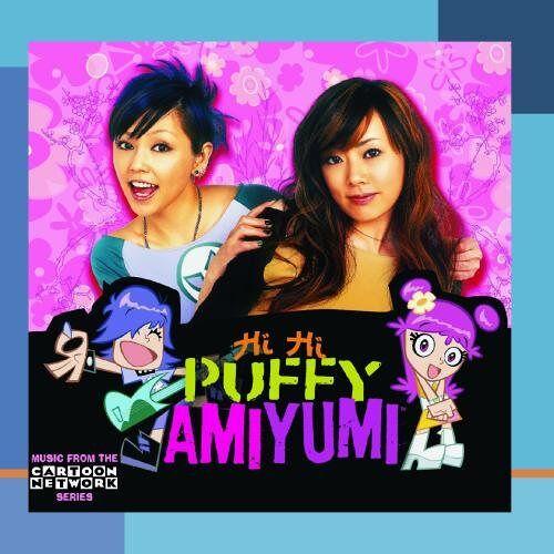 Puffy Amiyumi - Hi Hi Puffy Amiyumi - Preis vom 17.04.2021 04:51:59 h