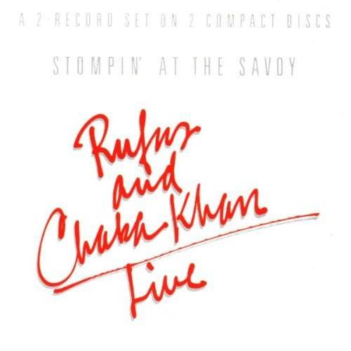 Rufus and Chaka Khan - Live/Stompin - Preis vom 09.05.2021 04:52:39 h