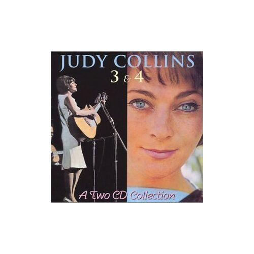 Judy Collins - Judy Collins 3&4 - Preis vom 09.05.2021 04:52:39 h