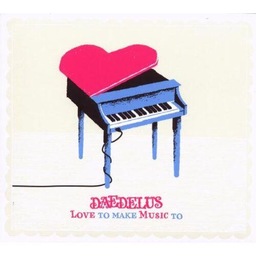 Daedelus - Love to Make Music to - Preis vom 10.05.2021 04:48:42 h