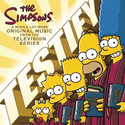 Simpsons - Simpsons Testify - Preis vom 23.01.2020 06:02:57 h
