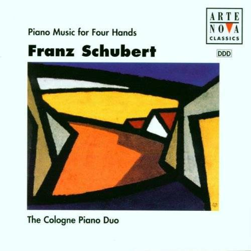 DUO Klaviermusik zu vier Händen - Preis vom 20.10.2020 04:55:35 h