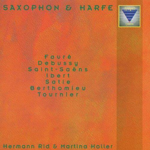 Hermann Rid (Saxophon) - Saxophon und Harfe - Preis vom 27.02.2021 06:04:24 h