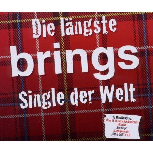 Brings - Die Längste Brings Single der Welt - Preis vom 18.04.2021 04:52:10 h