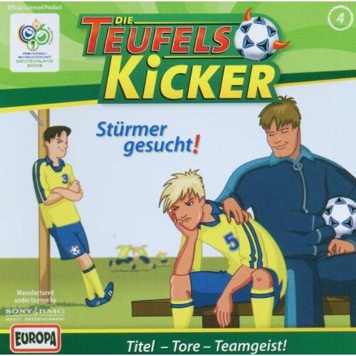Teufelskicker - Teufelskicker 04: Stürmer Gesu - Preis vom 19.01.2021 06:03:31 h