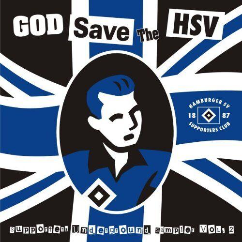 Hsv Supporters Sampler - God Save The HSV / Supporters Underground Sampler, Vol.2 - Preis vom 09.05.2021 04:52:39 h