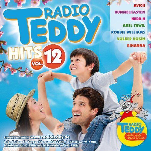 Various - Radio Teddy Hits Vol.12 - Preis vom 06.09.2020 04:54:28 h