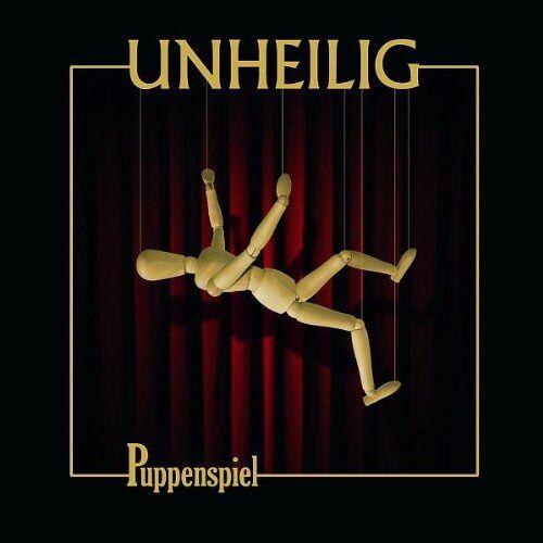 Unheilig - Puppenspiel (Ltd.Deluxe Edt.) (CD + Bonus-DVD) - Preis vom 06.03.2021 05:55:44 h