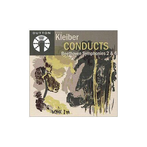 E. Kleiber - Kleiber Conducts Beethoven 2 & 6 - Preis vom 13.04.2021 04:49:48 h