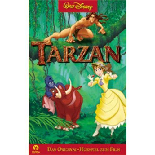 Disney Tarzan [Musikkassette] [Musikkassette] - Preis vom 31.10.2020 05:52:16 h